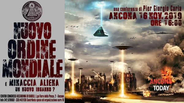 Nuovo ordine mondiale e minaccia aliena