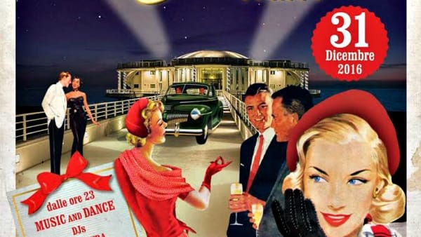 New Year's Eve Party, alla Rotonda di Senigallia Capodanno anni '50 col Winter Jamboree