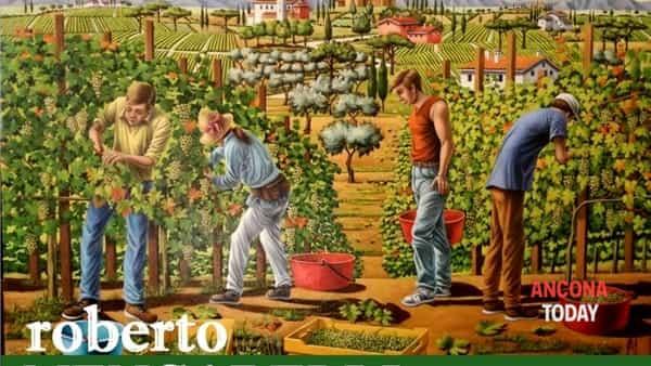 Mostra di pittura di Roberto Mengarelli all'Arco Amoroso dal 12 al 20 novembre 2016