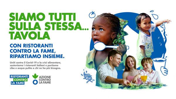 Ristoranti contro la fame: a Modena ristoratori e chef potranno aderire alla campagna che aiuta i bambini malnutriti e promuove la ripresa del settore