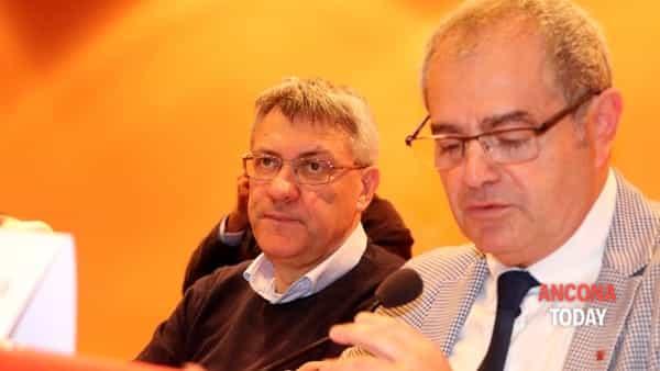 Maurizio Landini ad Ancona: «Mercatone Uno? Preso in giro anche il Governo» - VIDEO