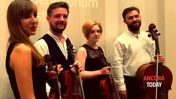 """residart festival: """"sogni e rimembranze"""" con il quartetto maas-3"""