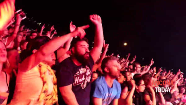 """""""8 Tour"""", gran finale: tutta l'energia dei Subsonica - VIDEO"""