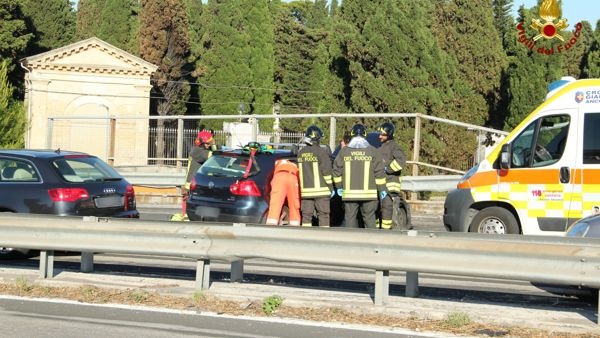 Incidente Asse Nord-Sud