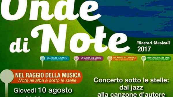 Nel raggio della musica: concerto all'alba del 15 agosto