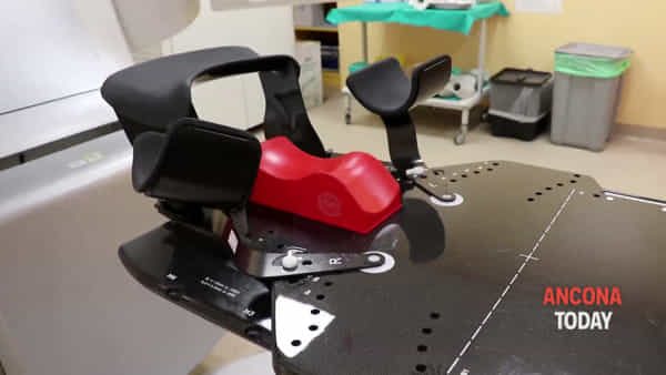 I nuovi gioielli per la radioterapia a Torrette – GUARDA IL VIDEO