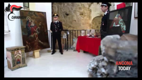 Reperti storici dal valore milionario: il tesoro ritrovato | VIDEO