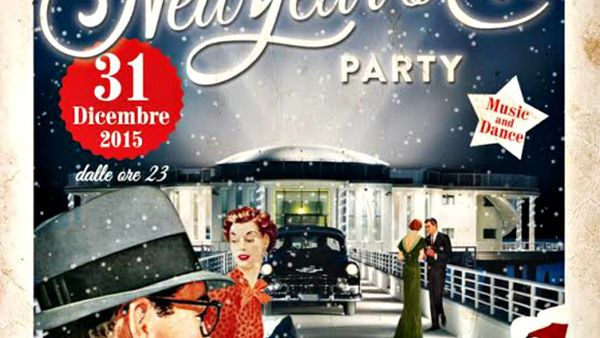 New Year's Eve Party alla Rotonda a Mare di Senigallia
