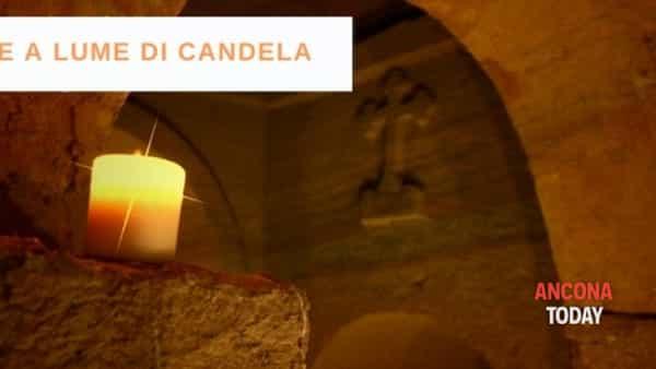 Le grotte a lume di candela: torna l'appuntamento misterioso