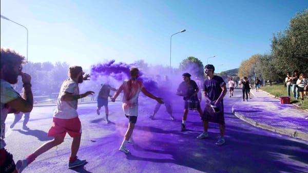 """Paint my run"", torna la gara più colorata d'Italia"