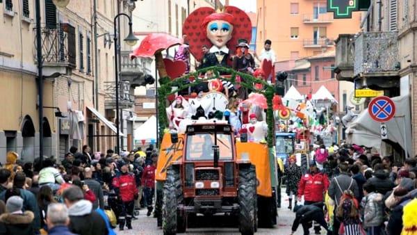 Carnevale Arrio: a Passatempo si festeggia con le maschere più allegre