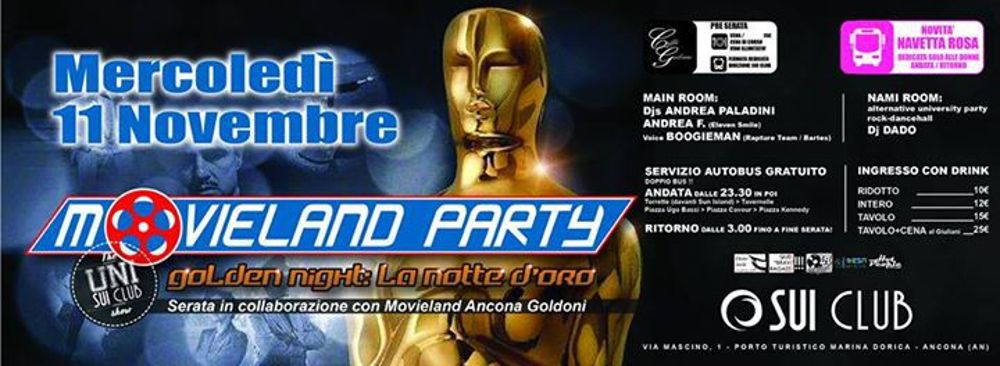 Movieland Party
