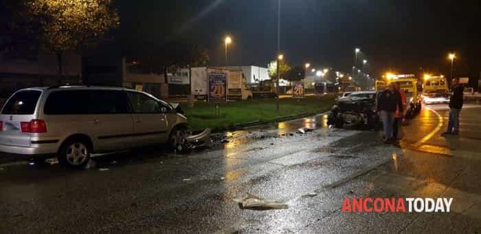 Incidente via Albertini 2 novembre 20198