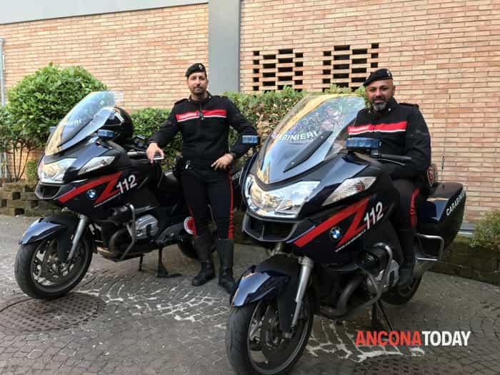 Festa Arma dei Carabinieri Ancona 201911