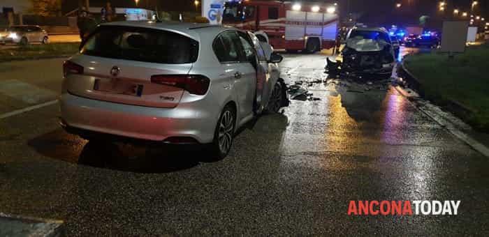Incidente via Albertini 2