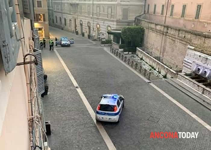 Polizia13cannellecanemaltrattato
