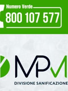 M.P.M - Sanificazioni